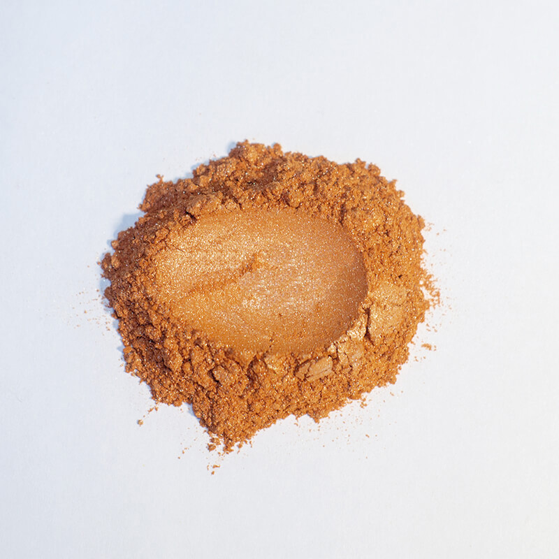 Купить Перламутровый пигмент для смолы ResinArt - карамель 10 мл, Франция