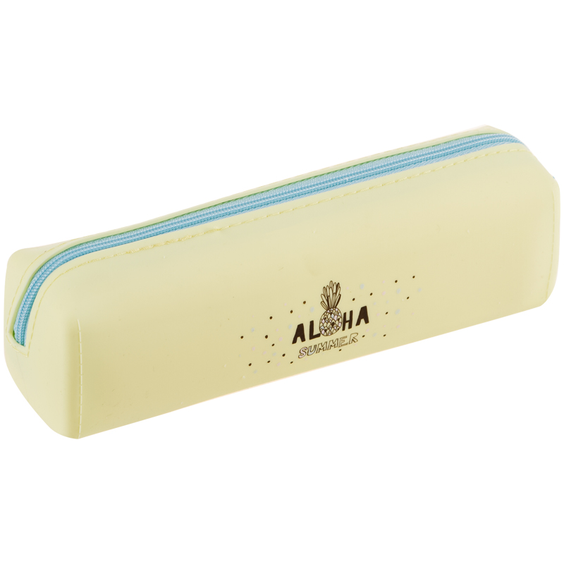 Купить Пенал мягкий ArtSpace Aloha 200*60*55 мм, силикон, Россия