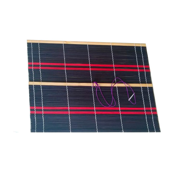 Купить Пенал-коврик для кистей бамбуковый 36*36 см, Невская Палитра, Россия