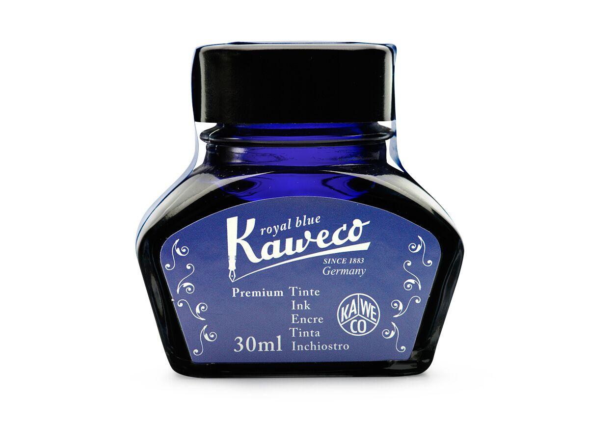 Чернила Kaweco в банке 30 мл Королевский-синий