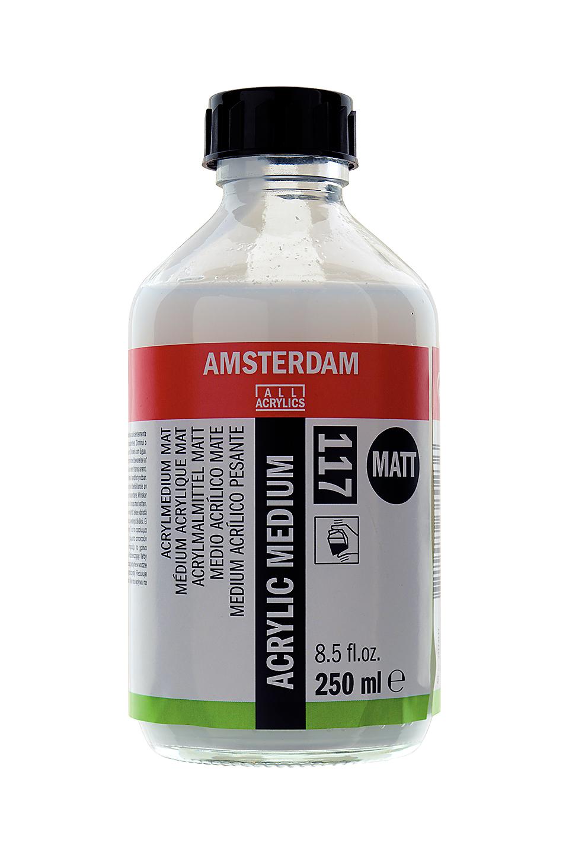 Купить Медиум акриловый Talens Amsterdam №117, 250 мл матовый, Royal Talens