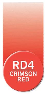Купить Чернила Chameleon RD4 Красно-малиновый 25 мл, Chameleon Art Products Ltd., Великобритания