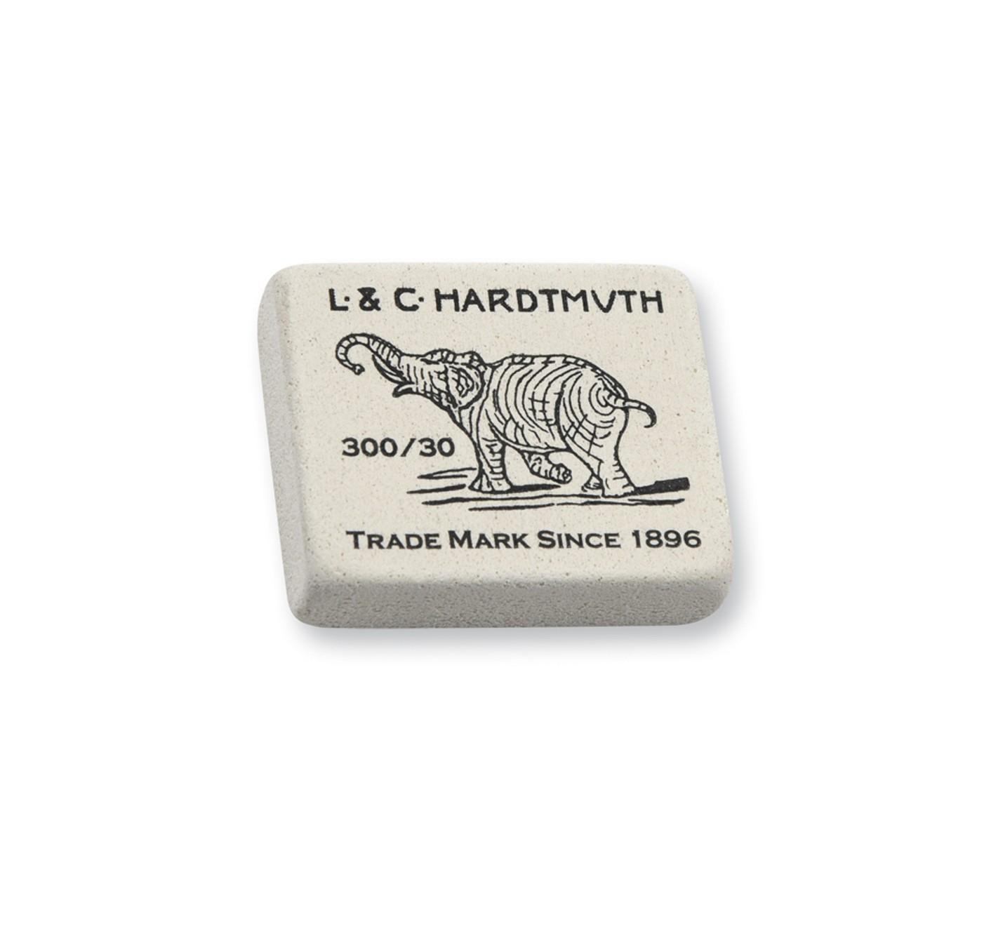 Купить Ластик KOH-I-NOOR Elephant прямоугольный мягкий из каучука 35*28*10 мм, KOH–I–NOOR, Чехия