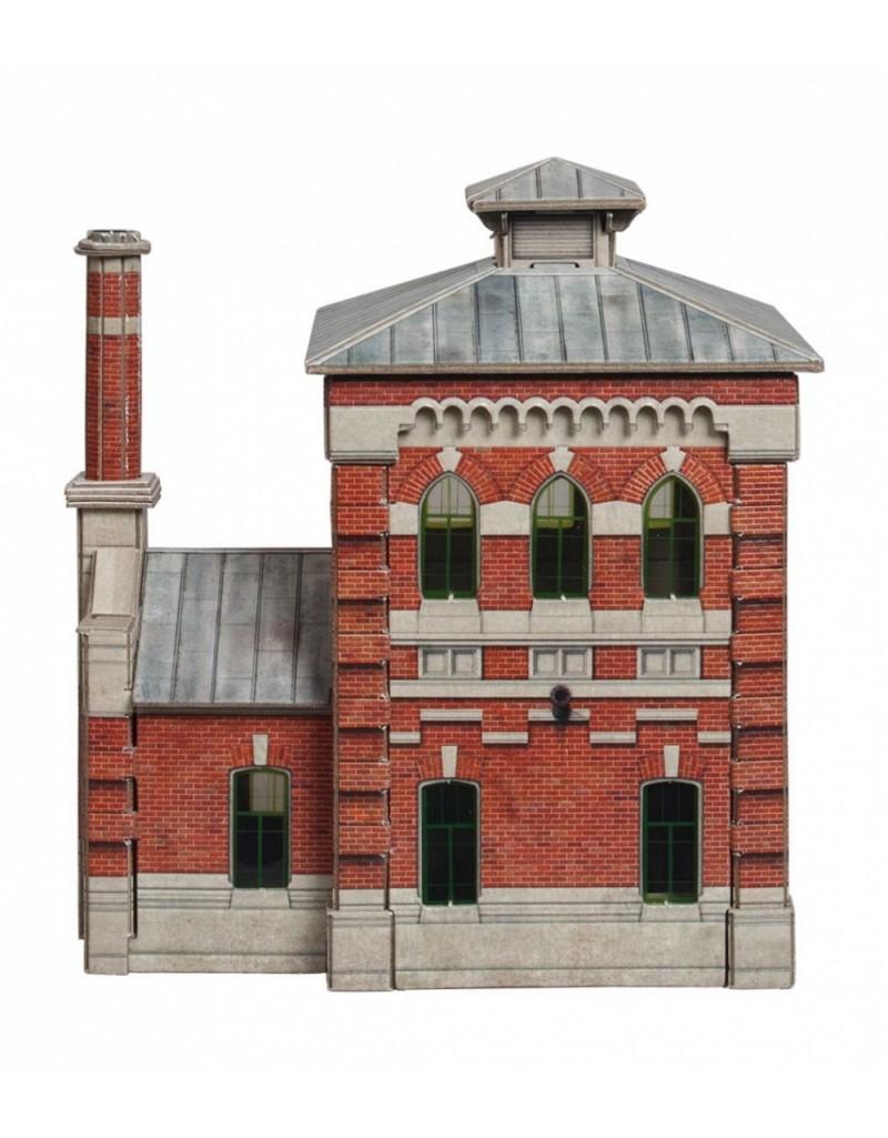 Купить Сборная модель из картона Архитектура Нефтекачка , Умная бумага, Россия