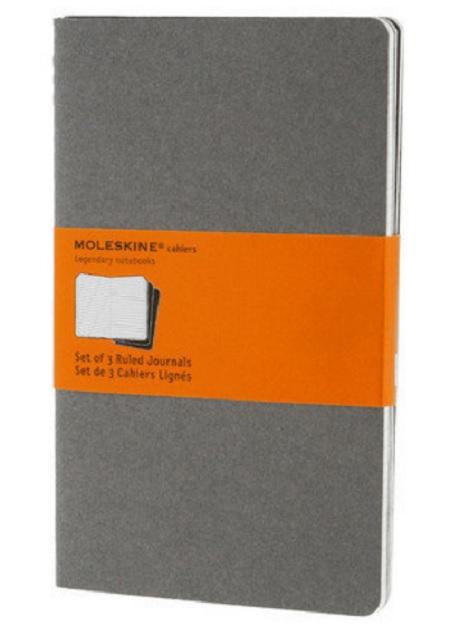 Записная книжка в линейку Moleskine Classic Soft Pocket 90x140 мм 192 стр мягкая обложка.