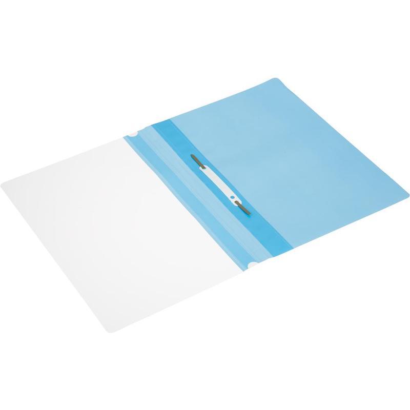 Папка-скоросшиватель Attache Economy А4 голубой.