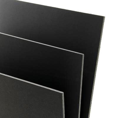 Купить Пенокартон черный 70х100 см 3 мм, Decoriton, Россия