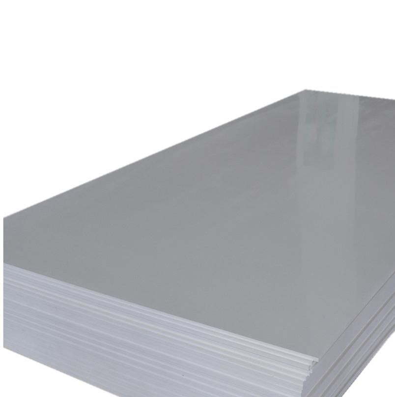Пенокартон Embalisso белый глянцевый 5 мм 500х700 мм фото