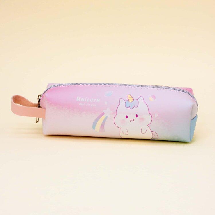 Купить Пенал Cat-unicorn , face, iLikeGift, Китай
