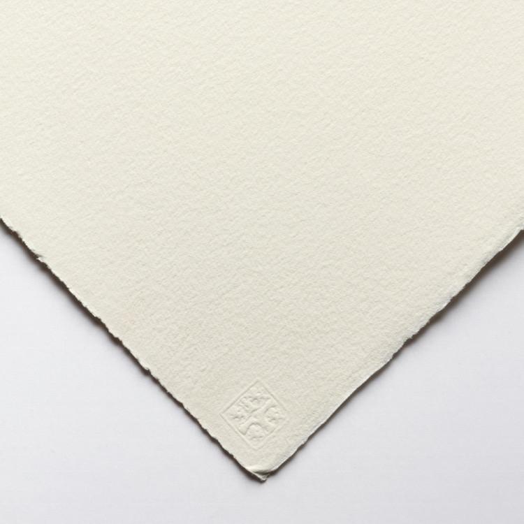 Купить Бумага для акварели Saunders Waterford C.P.среднее зерно 56х76 см 190 г белый, St Cuthberts Mill, Великобритания