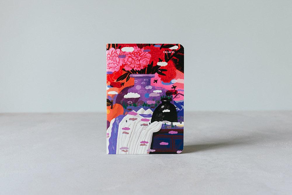 Купить Блокнот FALAFEL BOOKS А6 Still life, Россия