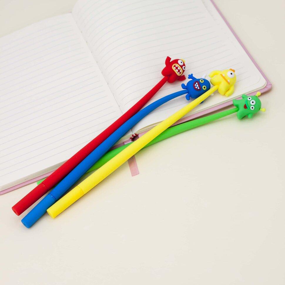Купить Ручка Little monsters , mix, iLikeGift, Китай