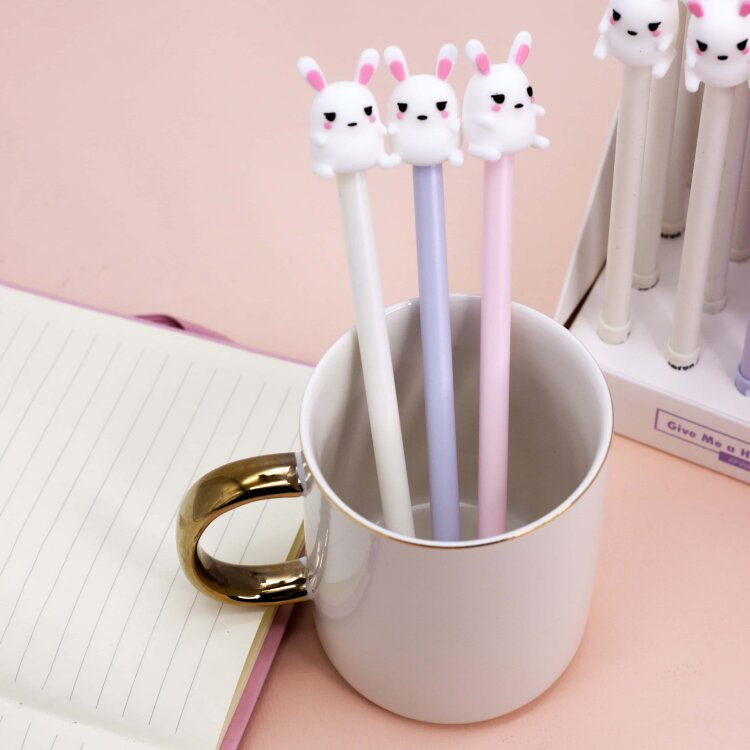 Купить Ручка Little rabbit , mix, iLikeGift, Китай