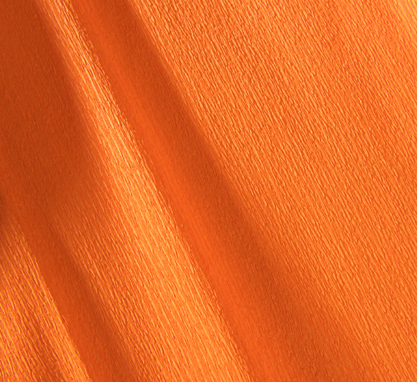 Купить Бумага крепированная Canson рулон 50х250 см 48 г Оранжевый, Франция