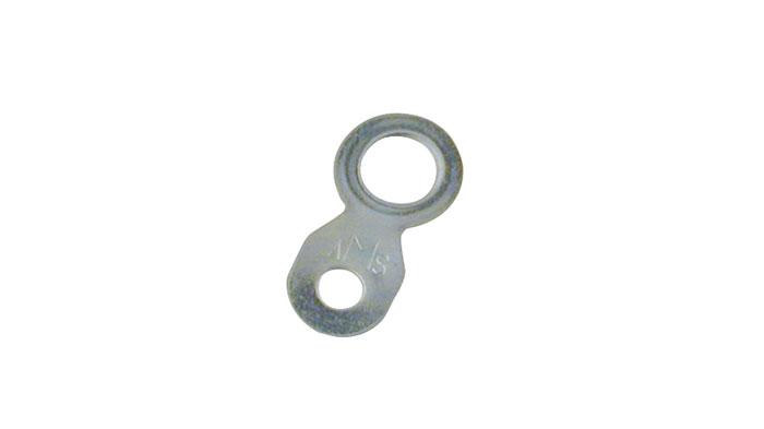 D-кольцо Цельноштомпельное, Lion  - купить со скидкой
