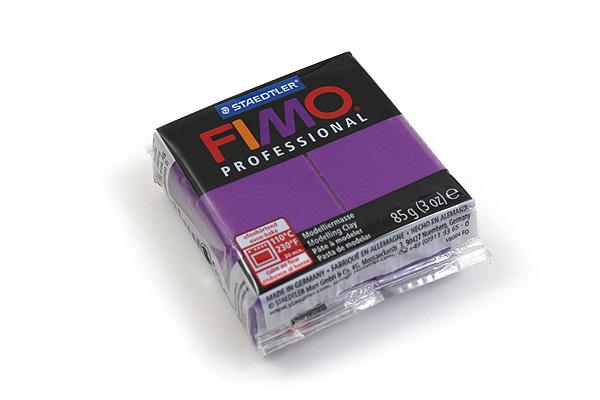 """Пластика для запекания Staedtler """"Fimo Professional"""" 85 г лиловая"""