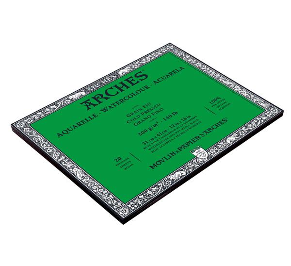 Альбом-склейка для акварели Canson