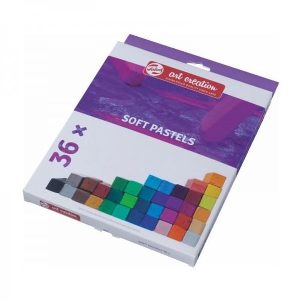 Купить Набор сухой пастели Talens Art Creation 36 цв, Royal Talens
