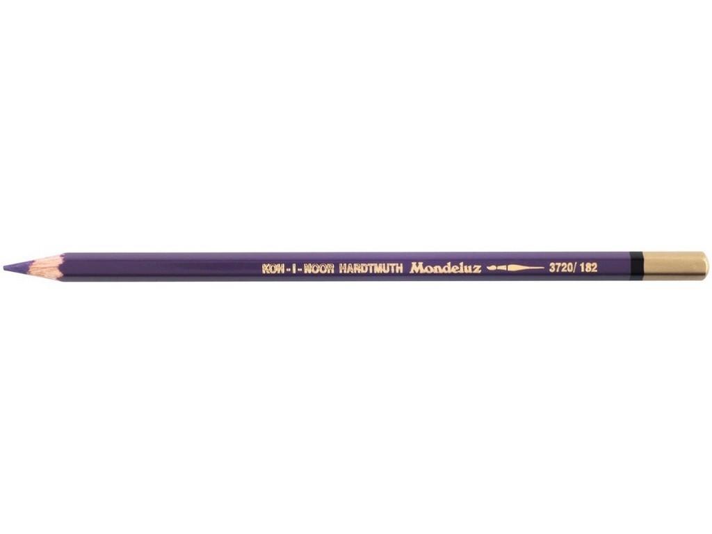 Купить Карандаш акварельный Koh-i-noor Mondeluz Фиолетовый тёмный, Чехия