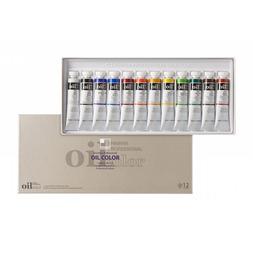 Купить Набор масла ShinHanart PRO Oil Color 12 цв*20 мл, ShinHan Art International Inc., Южная Корея