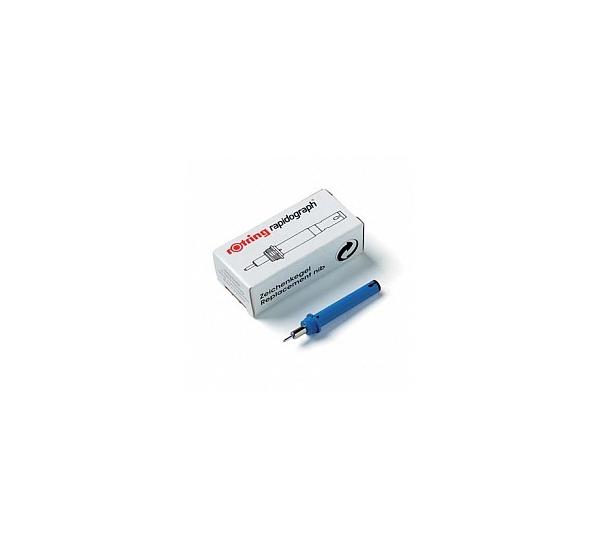 Купить Сменный пишущий узел для рапидографа Rotring 0, 60 мм, Германия
