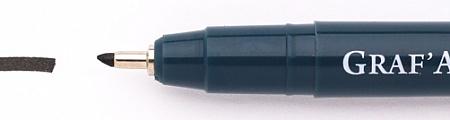 Купить Ручка капиллярная Малевичъ Graf'Art скошенная, 2, 00 мм, Россия
