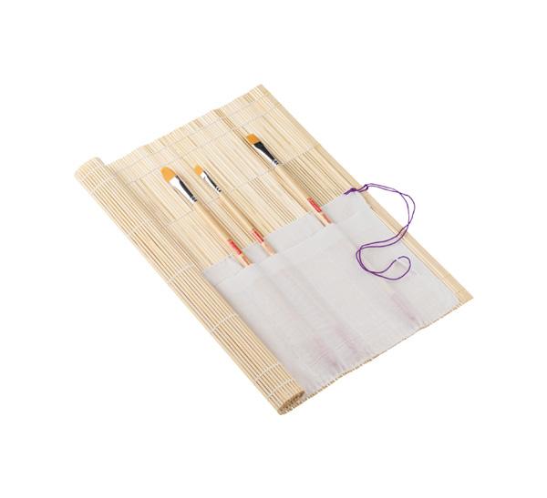 Купить Органайзер для кистей бамбуковый Talens Art Creation , Royal Talens