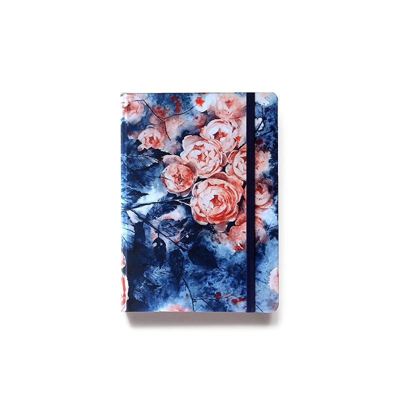 Купить Скетчбук акварельный Розовые грезы 14, 6х20 см 32 л 250 г хлопок 100%, Sketch Story, Россия