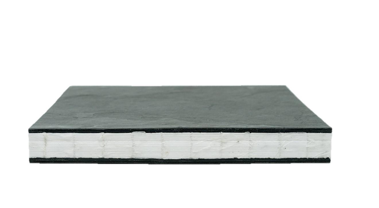 Купить Альбом для рисования Smiltainis Stonebook Bristol 19, 5х19, 5 см 32 л 308 г, обложка камень, Литва