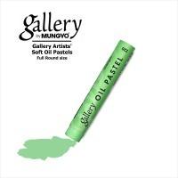 Пастель масляная профессиональная Mungyo, цвет № 225 Лайм зелёный фото