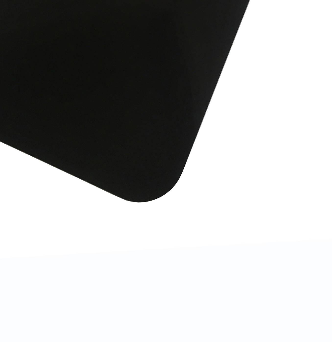 Купить Планшет для пленэра из оргстекла 3 мм, под лист размера 40х60 см, цвет черный, Decoriton, Россия