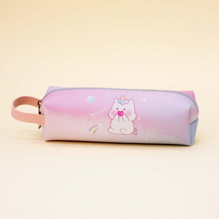Купить Пенал Cat-unicorn , love, iLikeGift, Китай
