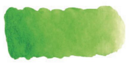 Купить Акварель Mijello Mission Silver Pan 332 Желто-зеленый, Южная Корея
