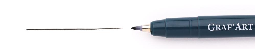 Купить Ручка капиллярная Малевичъ Graf'Art пуля S, Россия