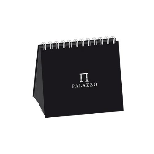 Купить Блокнот для эскизов Лилия Холдинг PALAZZO 207х207 60 л 160 г офсет черный, Россия