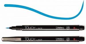 Купить Линер Touch Liner Brush синий, ShinHan Art (Touch), Южная Корея