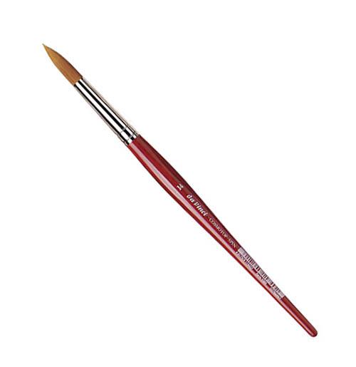 Купить Кисть синтетика №14 круглая Da Vinci 5580 короткая ручка, Германия