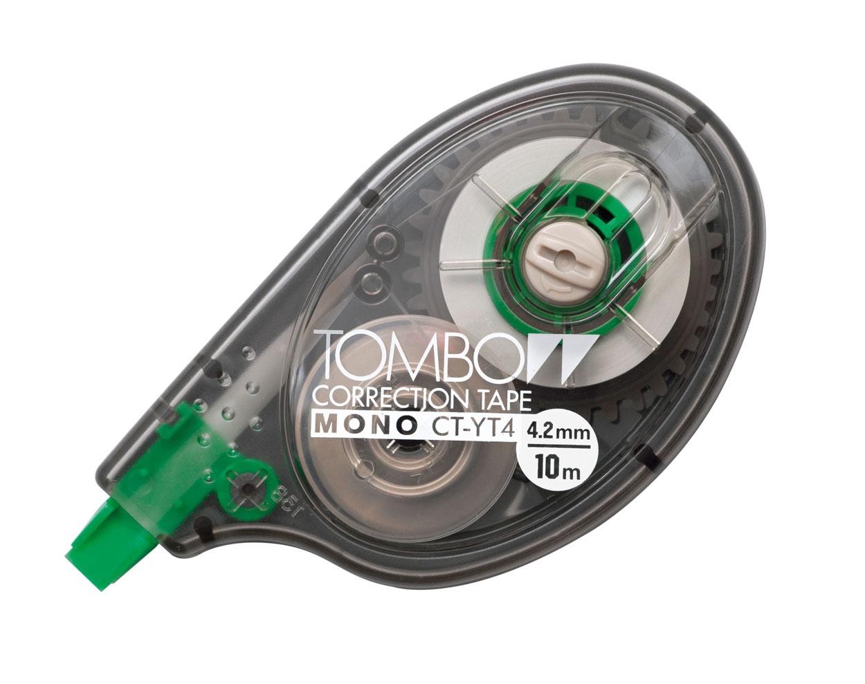Купить Корректирующая лента Tombow Correction tape 4, 2 мм 10 м, Япония