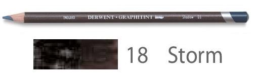 Купить Карандаш акваграфитный Derwent Graphitint Шторм