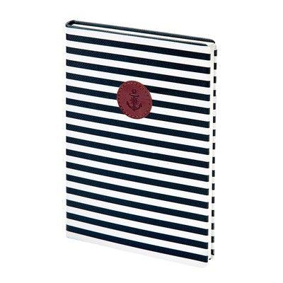 Купить Ежедневник, недатированный Infolio Regatta 14х20 см 192 стр, твердый переплёт, Infolio Study, Россия