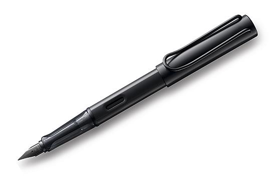 Купить Ручка перьевая LAMY 071 al-star, F Черный, Германия