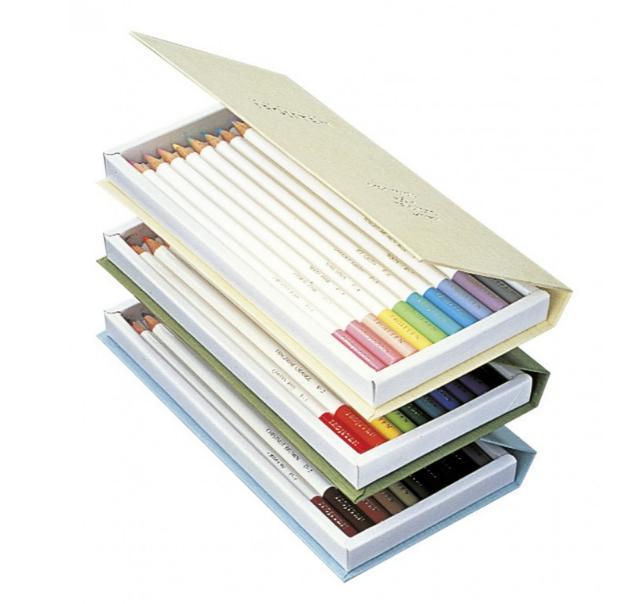 Купить Набор карандашей цветных Tombow Irojiten Pencils king fisher #1 30 шт, Япония