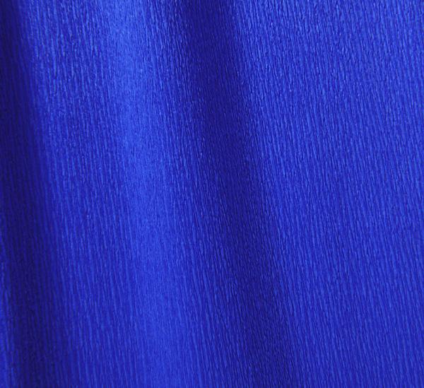 Купить Бумага крепированная Canson рулон 50х250 см 48 г Синий, Франция