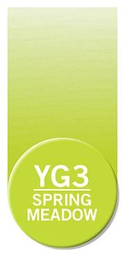 Купить Чернила Chameleon YG3 Весенний луг 25 мл, Chameleon Art Products Ltd., Великобритания