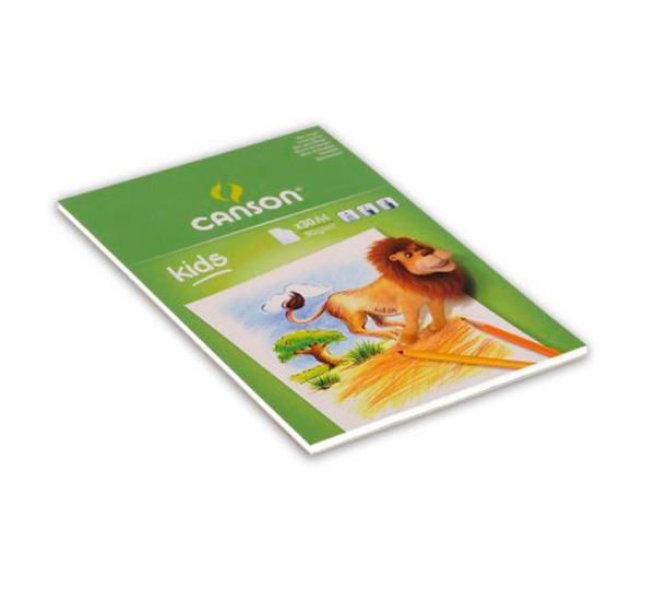 Купить Альбом-склейка для рисования Canson Детское творчество А5 30 л 90 г, Франция