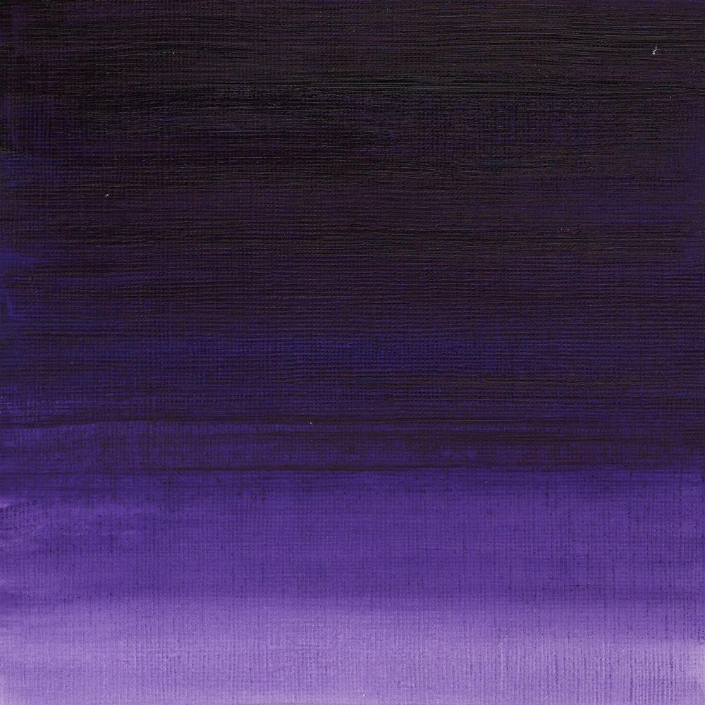 Купить Масло 37 мл водорастворимое пурпурный диоксазин Artisan WINSOR&NEWTON, Winsor & Newton