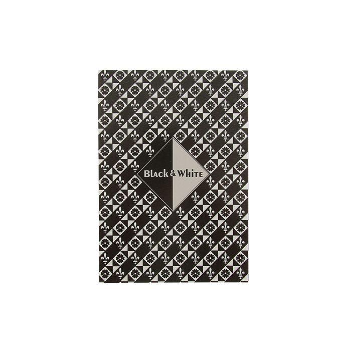 Купить Планшет для эскизов Лилия Холдинг Черный и белый А4 15+15л, Россия