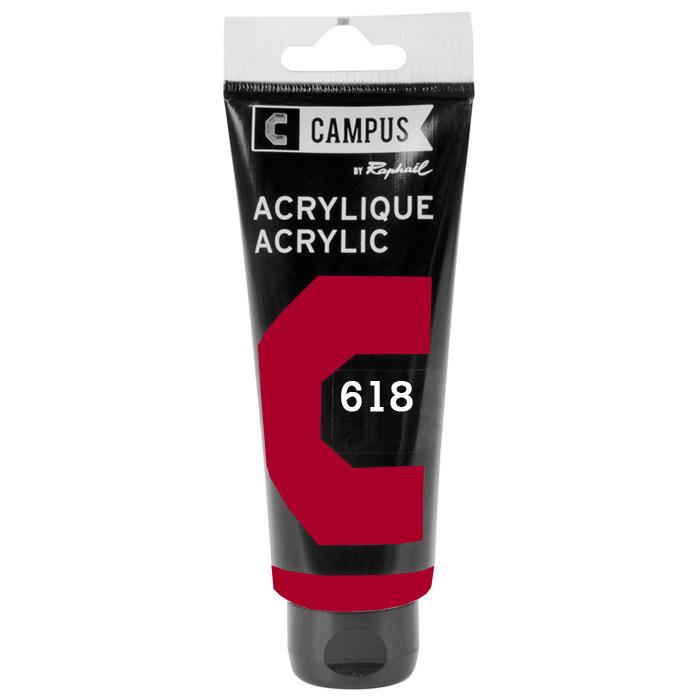Купить Акрил Sennelier 100 мл Кадмий красный темный (А), Франция