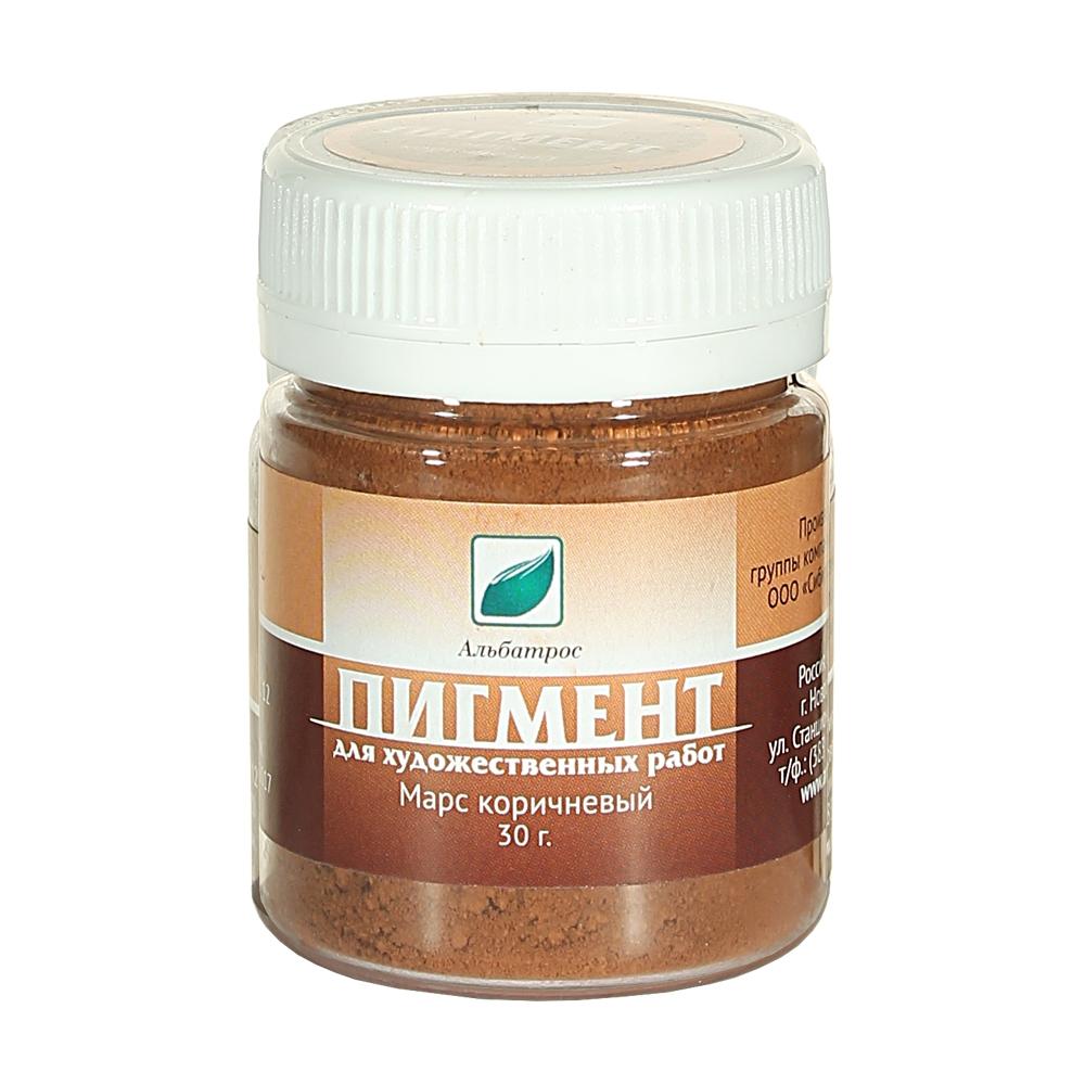 Купить Пигмент Эмти Марс коричневый 30 г, Россия