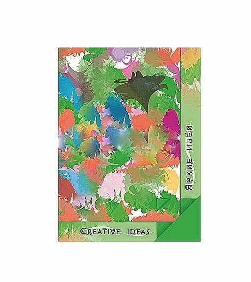 Купить Блокнот Лилия Холдинг Creative ideas 14х19, 8 см 20 л Parrot , Россия